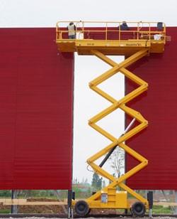 Nacelle ciseau 4x4 15m